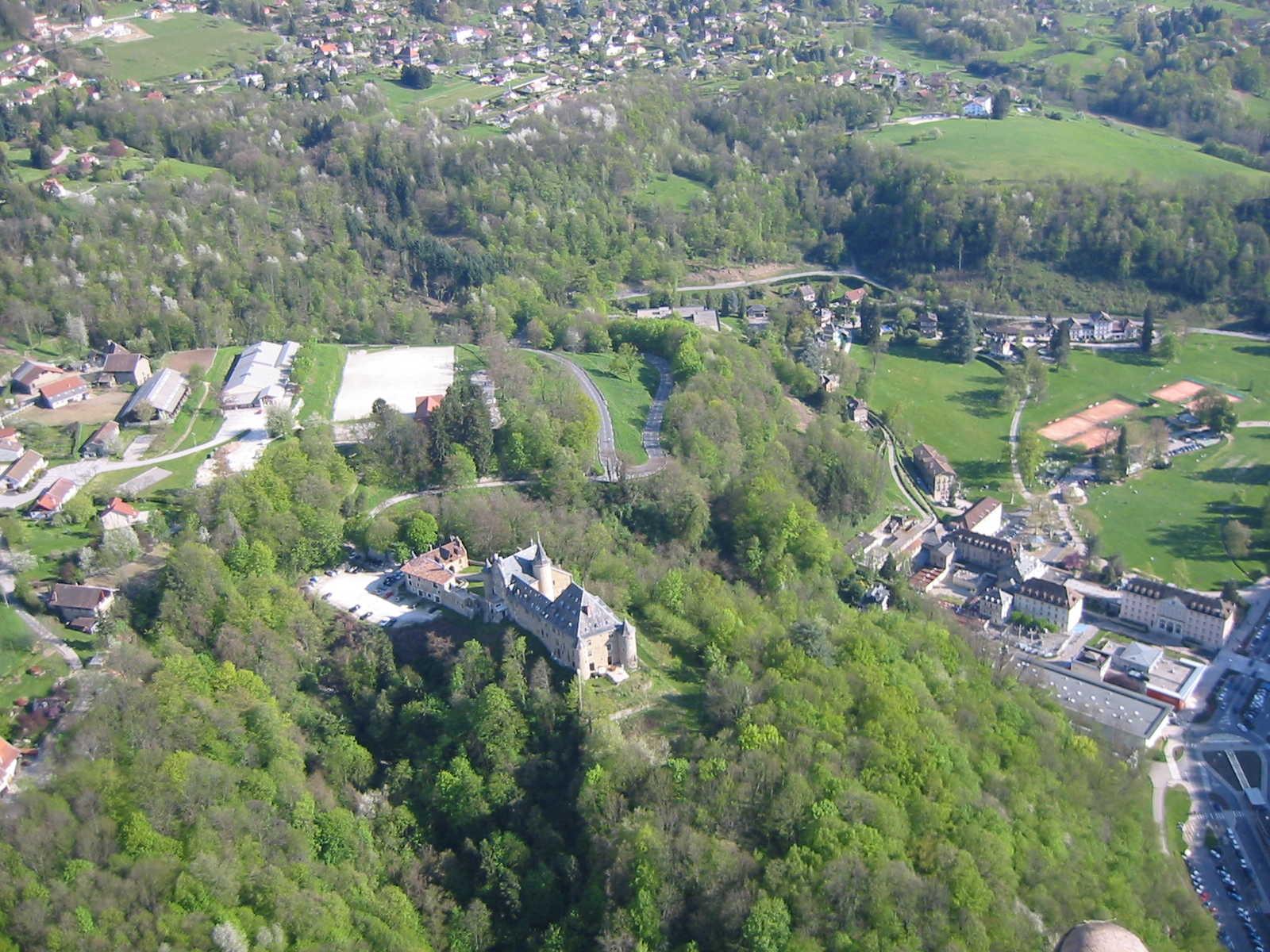 Le Chateau d'Uriage