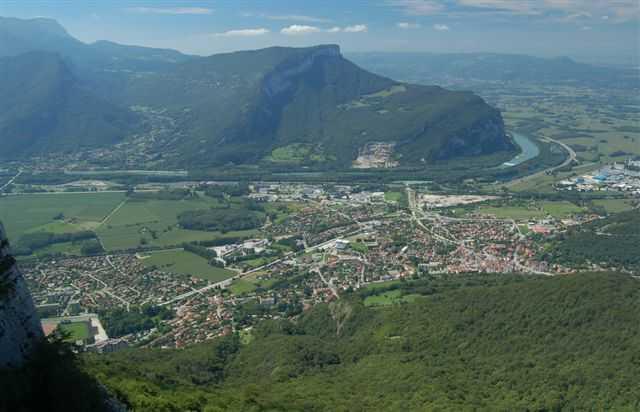 Bout du Vercors et Isère - Photo : Jac