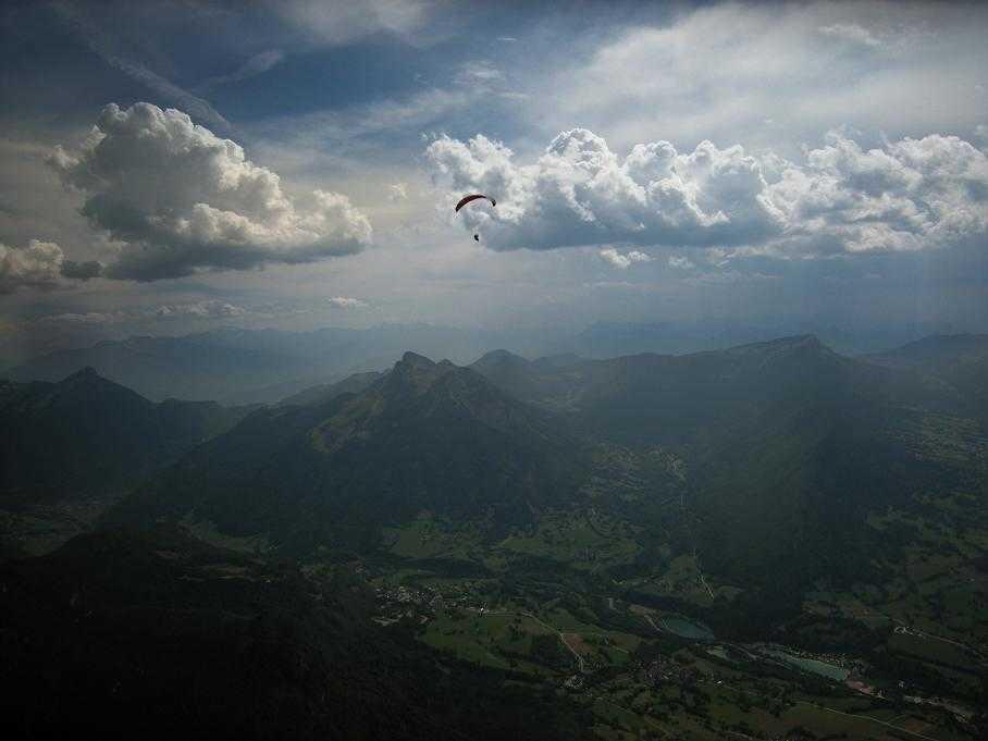 08 - Vol au dessus des Bauges