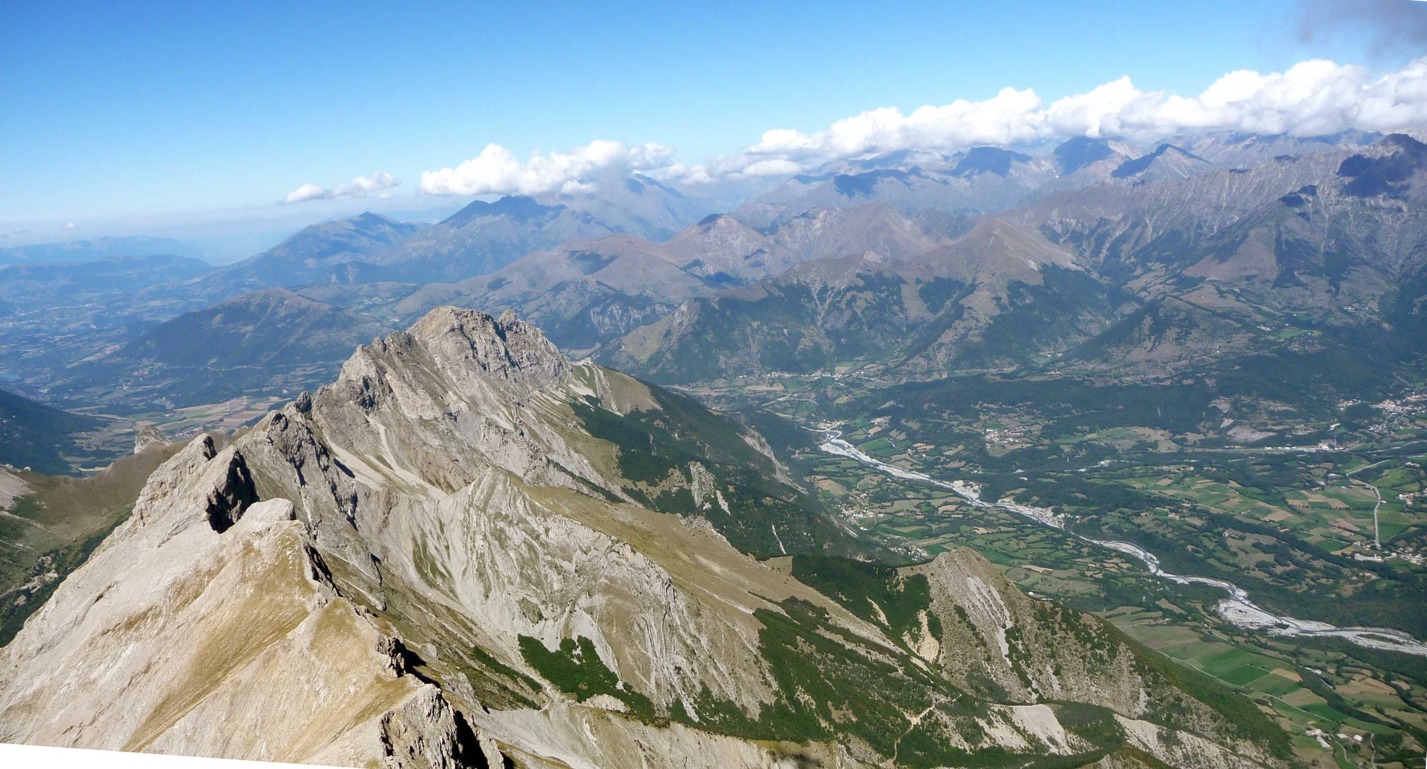 la magnifique vallée du Champsaur