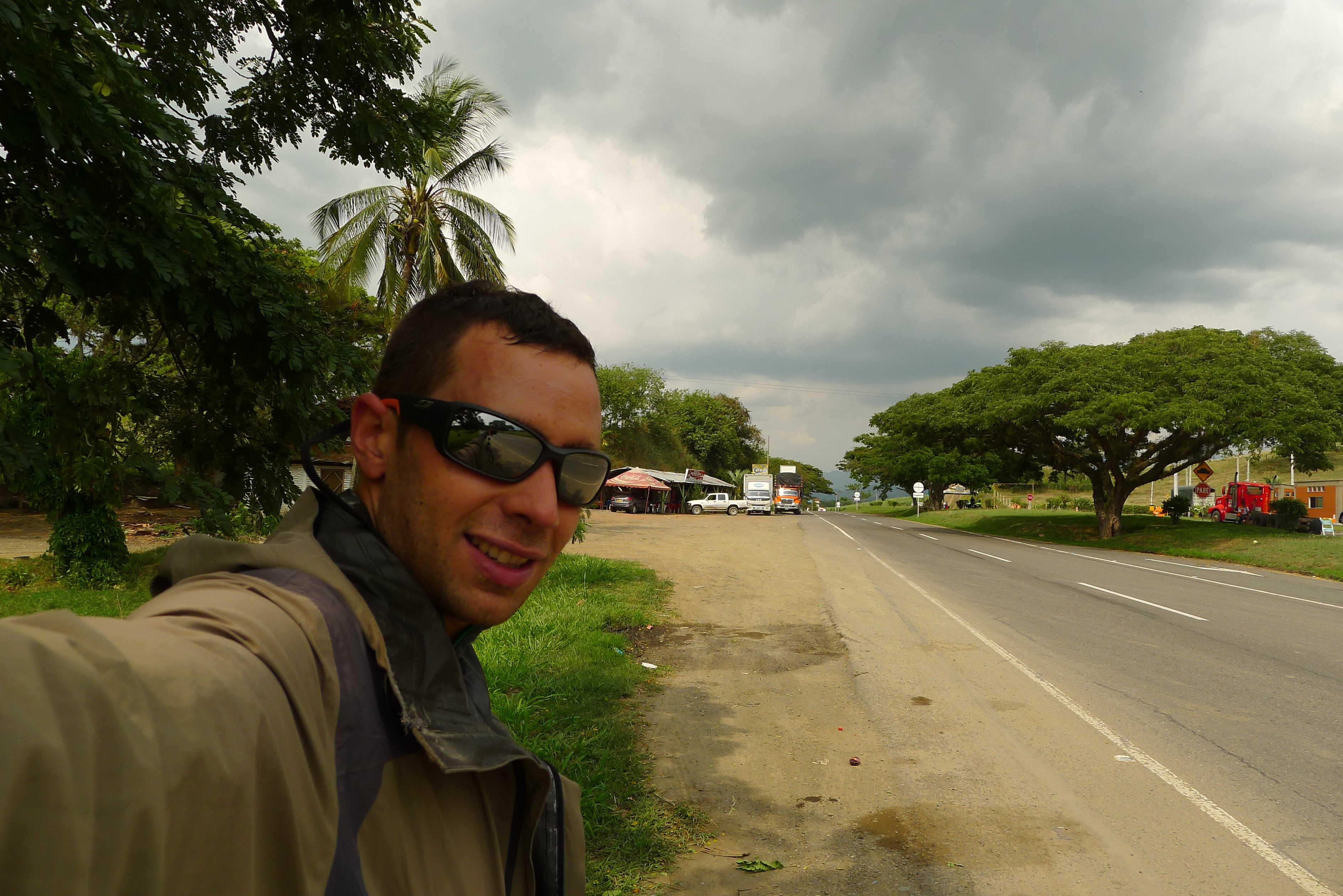 retour express par la Panaméricaine