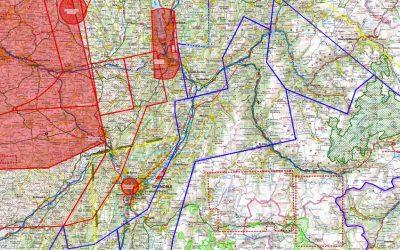 Zone réglementée – Alpes du Nord
