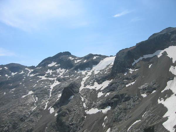 Petit vol haute montagne: Le Rochail