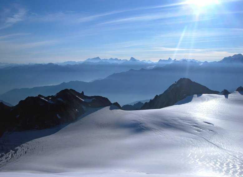 Deux normands à l'assaut du Mont-Blanc !