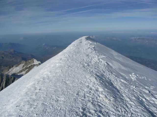Mont Blanc cuvée 2009