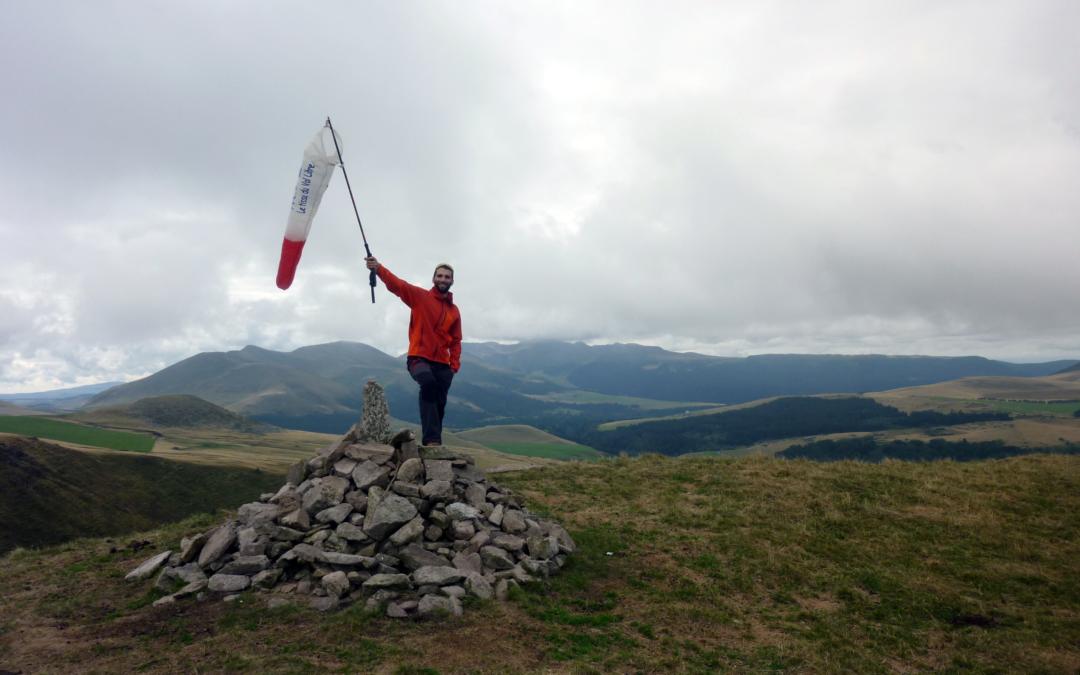 Week-end CHVD en Auvergne: du dynamique et des fléchettes!