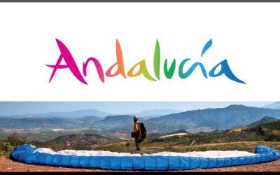 Topo parapente Andalousie