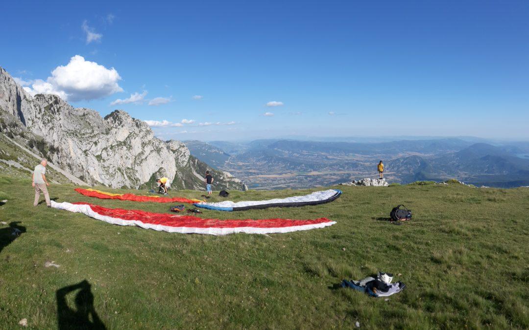 Récit d'un stage «nature» – Pyrénées 2018