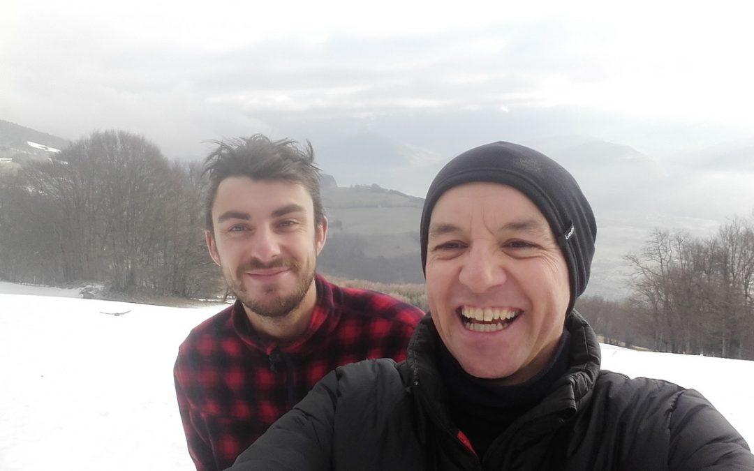 Col du Baure – 12 Janvier 2018