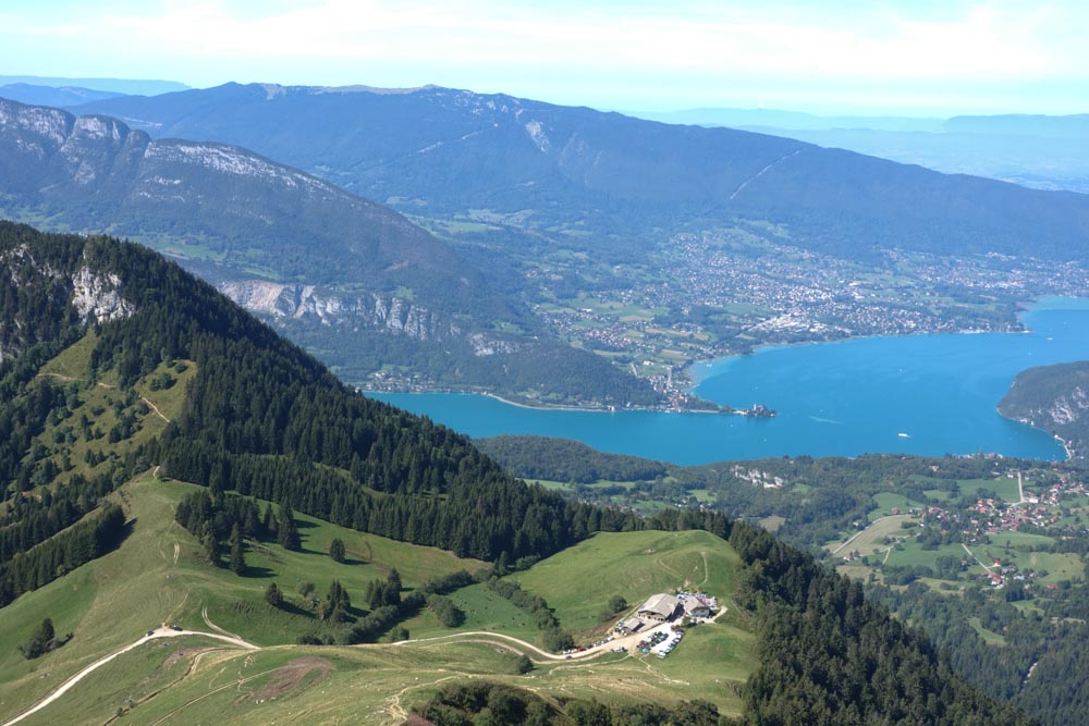 Week-end rando vol à Annecy – 14/15 septembre 2019