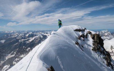 Mont Pelvoux : ça progresse…