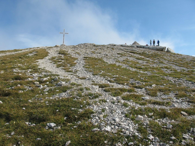 Le sommet pour nous (presque) tous seuls
